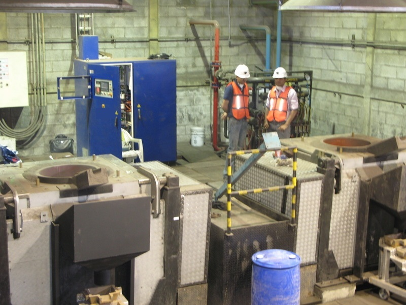 Power Supply Selection In Steel Induction Furnace